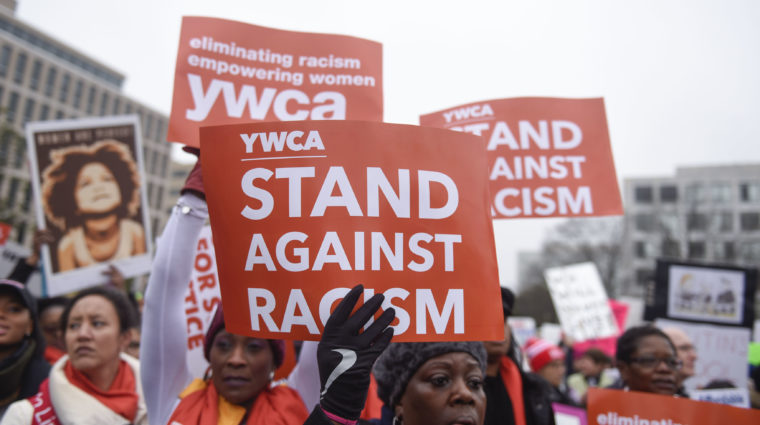YWCA Stands against Racism