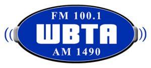 WBTA FM 100.1 AM 1490