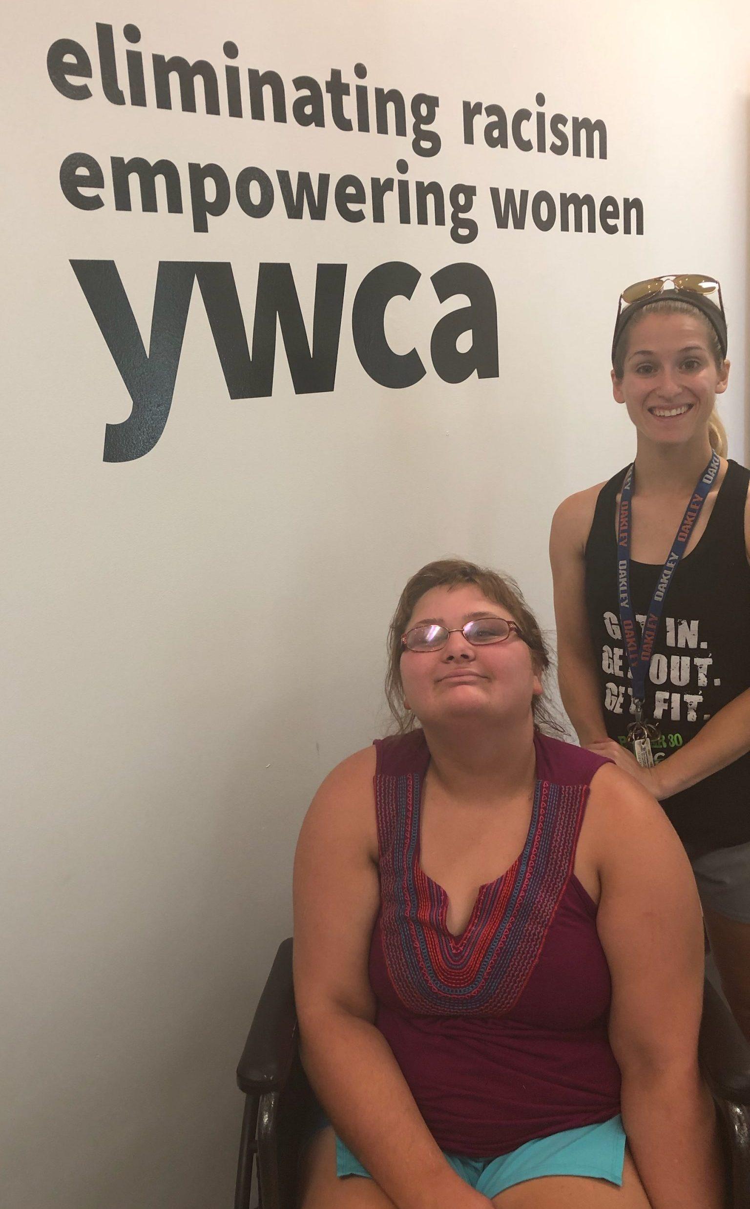 volunteers YWCA